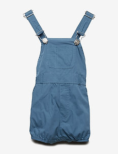 Dungarees - MIDDLE BLUE