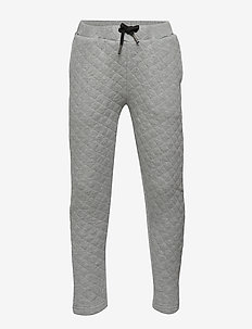 Pants - sweatpants - grey mel