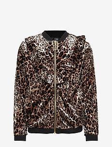 Jacket - AOP LEO