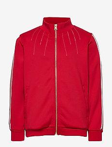 Sweat - sweatshirts - red