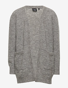 Cardigan - cardigans - grey