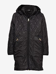 Jacket - dunjakker & forede jakker - black