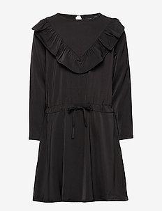 Dress - robes - black