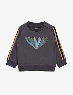 Sweat - sweatshirts - dark blue