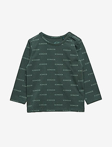 Blouse - long-sleeved t-shirts - aop schnoor