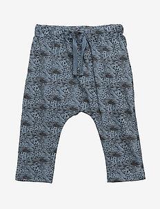 Pants - trousers - aop leo