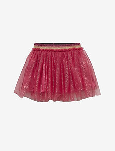 Skirt - skirts - earth red