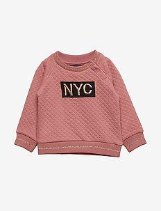 Sweat NYC - sweatshirts - dusty rose