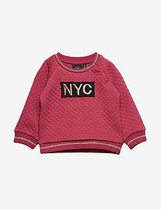 Sweat NYC - sweatshirts - earth red