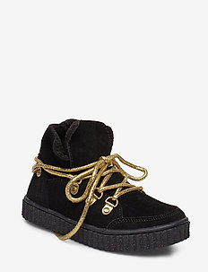 Boot - sneakers - black