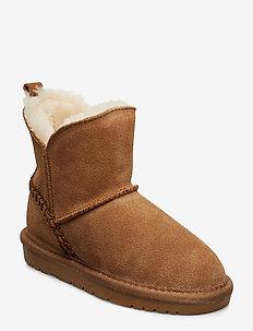 Boot - støvler - tan