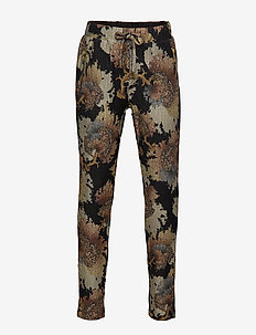 Pants - GOLDEN FLORAL