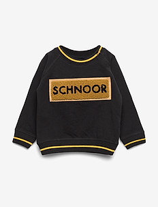 Sweat - sweatshirts - black melange