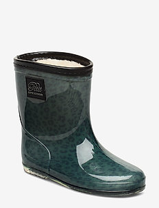 Rubber boot - AOP LEO