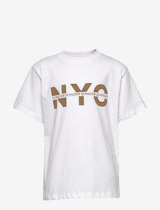 T-shirt - kortærmede - white