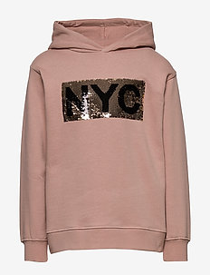 Hoodie - hoodies - light rose
