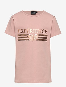 T-shirt - LIGHT ROSE