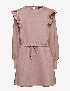 Dress - jurken - light rose