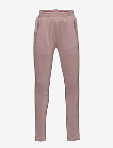 Pants - sweatpants - light rose