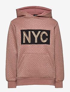 Hoodie - hoodies - dusty rose