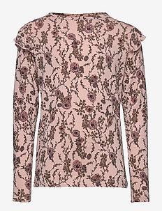 Blouse - langærmede t-shirts - light rose