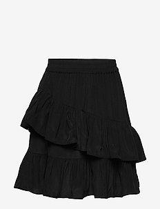 Skirt - skjørt - black