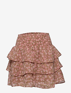 Skirt - LIGHT CAMEL