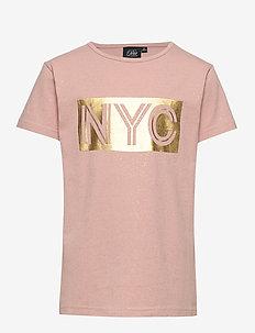 T-shirt - kortærmede - light rose