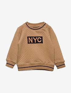 Sweat NYC - sweatshirts - camel