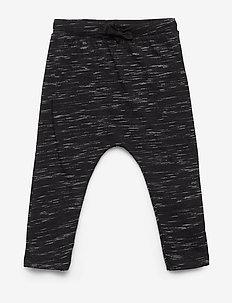 Pants - pantalons - black mix