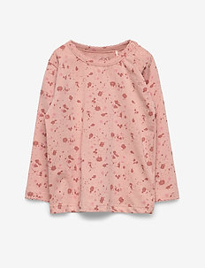 T-shirt LS - LIGHT ROSE