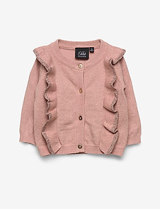 Cardigan - cardigans - light rose