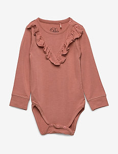Body - manches longues - dusty rose