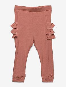 Pants - pantalons - dusty rose