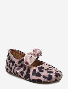 Shoe indoor - domowe - leopard