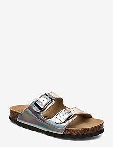Sandal - sandals - grey
