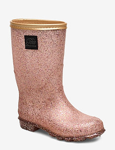 Rubber boot - CAMEO ROSE