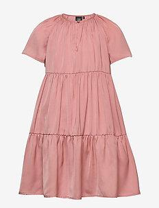Dress - sukienki - dusty rose