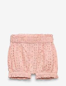 Pants - shorts - cameo rose