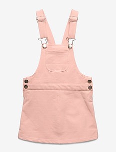 Dungarees - dresses - cameo rose