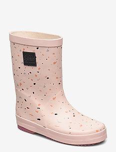 Rubber boot - kalosze - rose