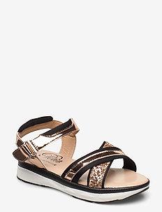 Sandal - sandals - black