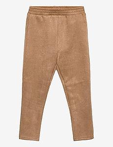 Leggings - leggings - brown