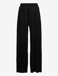 Pants - byxor - black