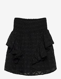 Skirt - spódnice - black