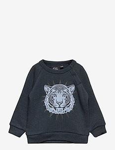 Blouse - sweatshirts - dark blue