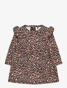 Dress - kjoler - aop leo