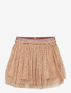 Skirt - nederdele - camel