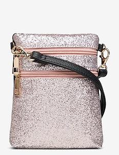 Crossbag - kleine tassen - rose