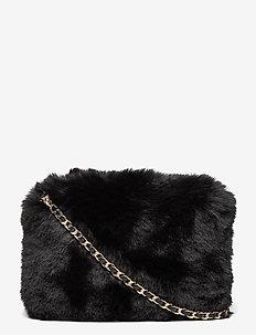 Cross bag - kleine tassen - black
